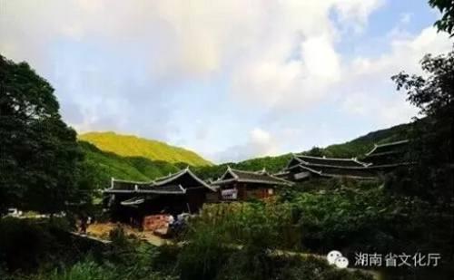 黄桑风景区有个神奇的地方叫上堡