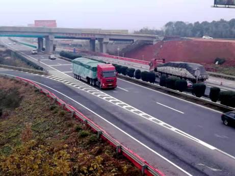 1长益扩容苏家坝所涉长张高速已恢复双向通行